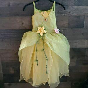 Exclusive Disney Parks Tiana Dress S7/8 NEW